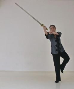 Ceciel Kroes, zwaardvorm